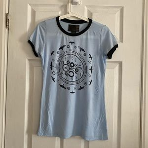 Hot Topic Miss Peregrine's Short Sleeve T-shirt